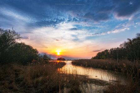 Jeziora, zalewy, stawy i rzeki na Górnym Śląsku