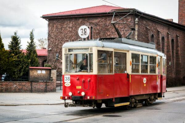 Bytom – tramwaj 38