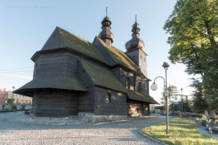 Kościół w Paniowach – czerwiec 2016