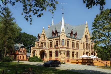 Pałac Większyce – sierpień 2013