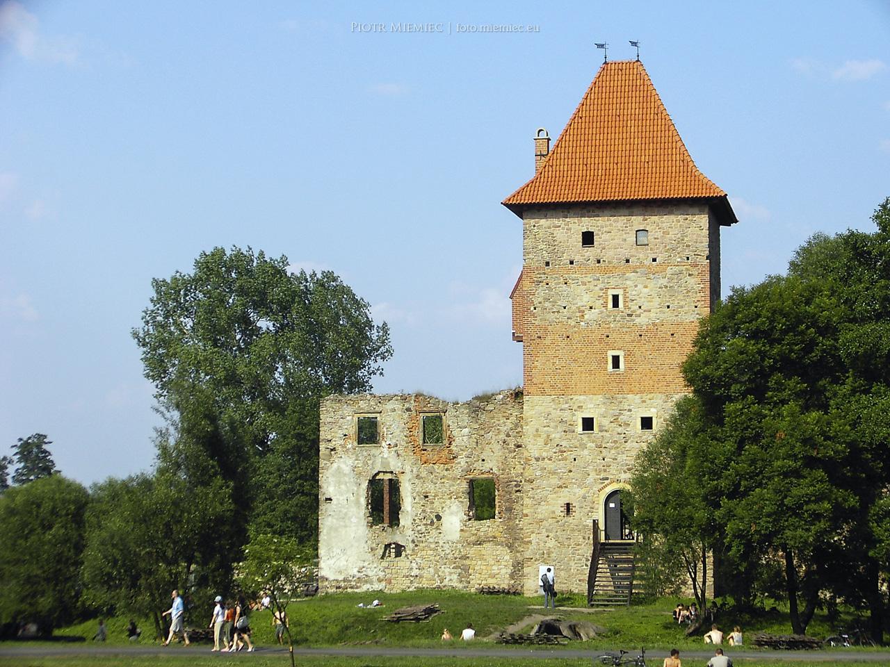 Zamek Chudów – czerwiec 2006
