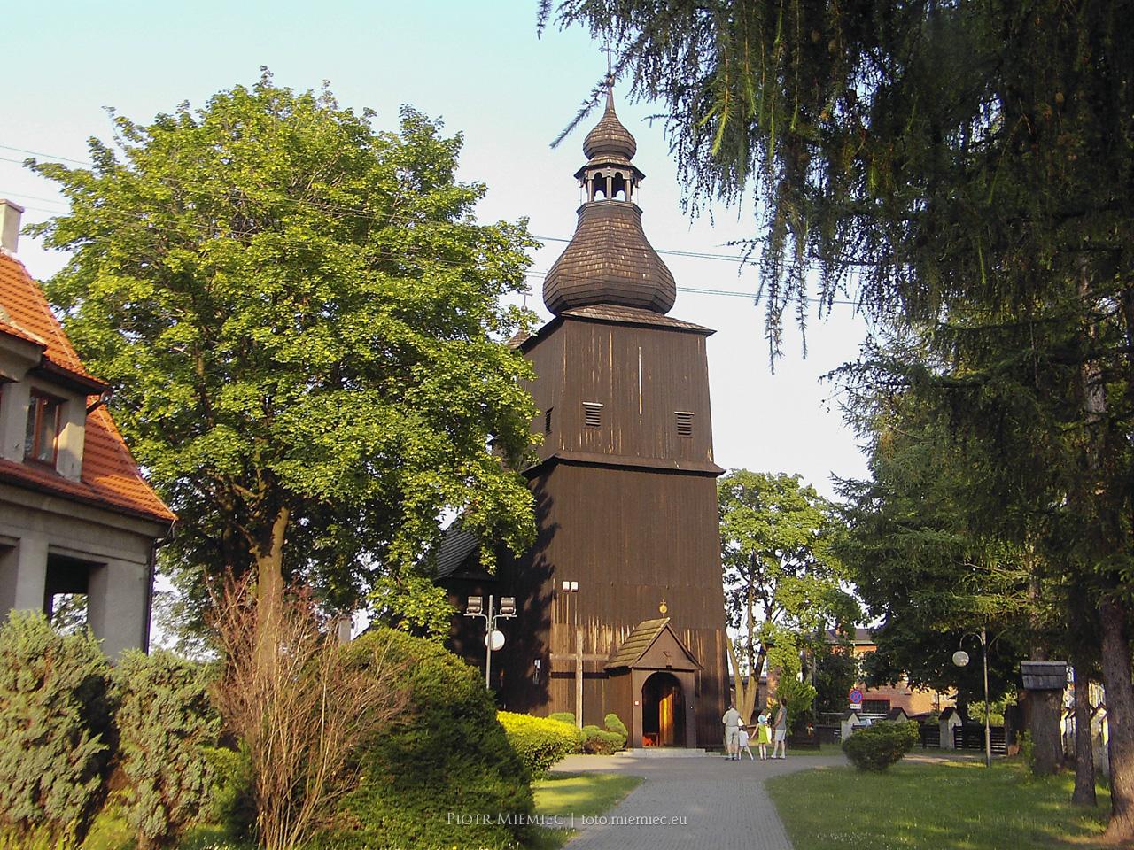 Kościół w Borowej Wsi