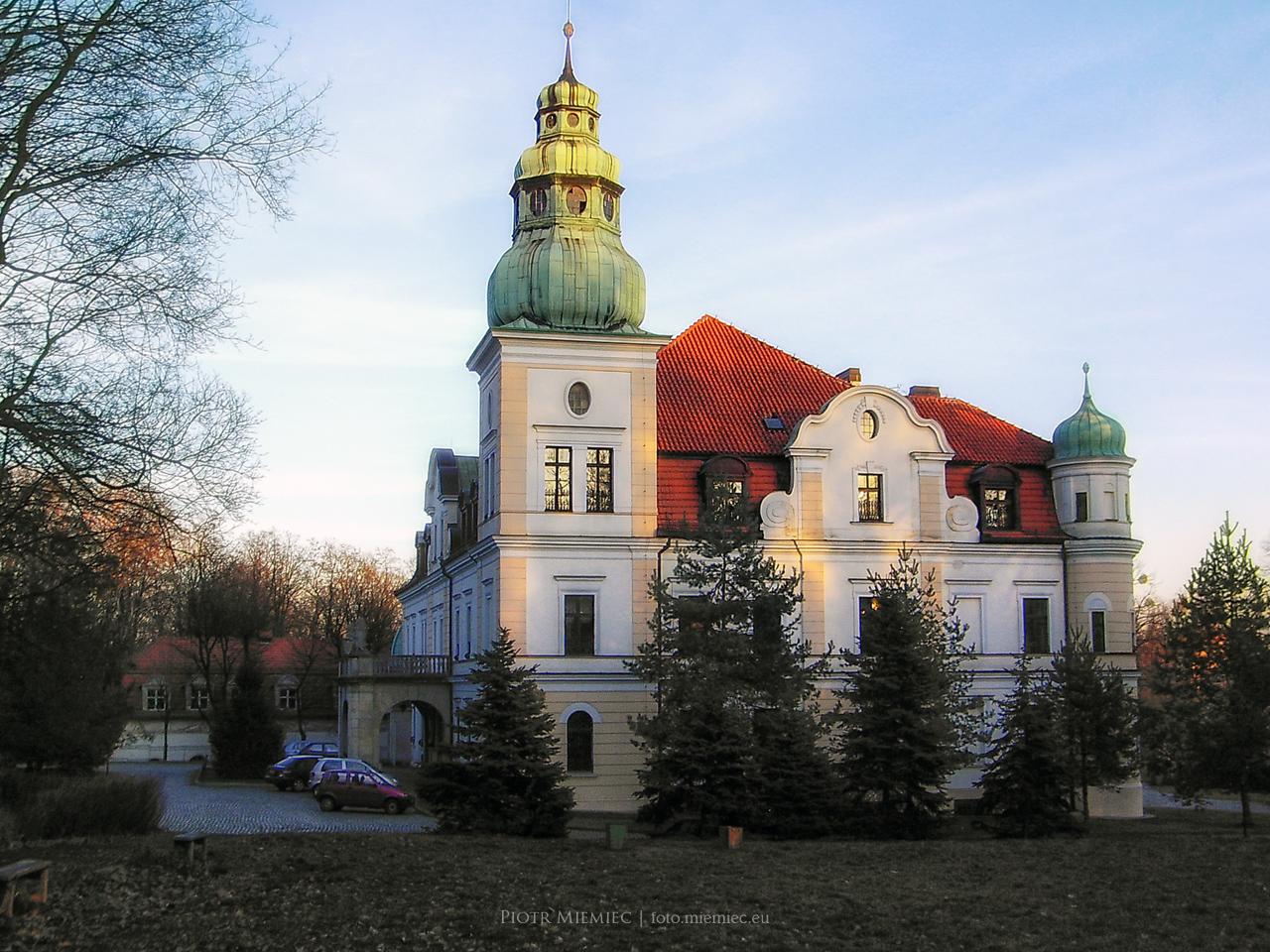 Pałac w Kamieńcu