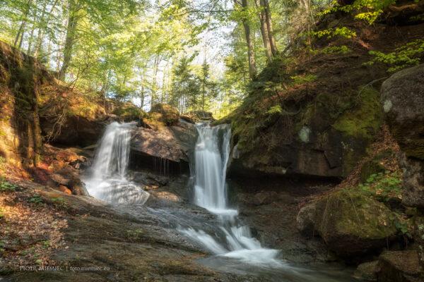 Wisła – Wodospady na Białej Wisełce