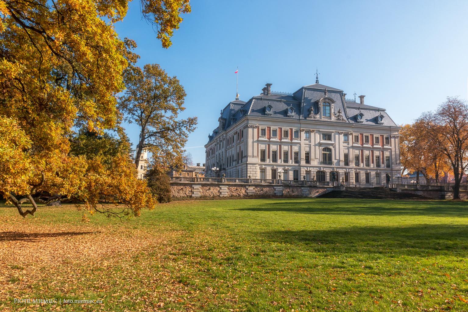 Zamek pałac w Pszczynie