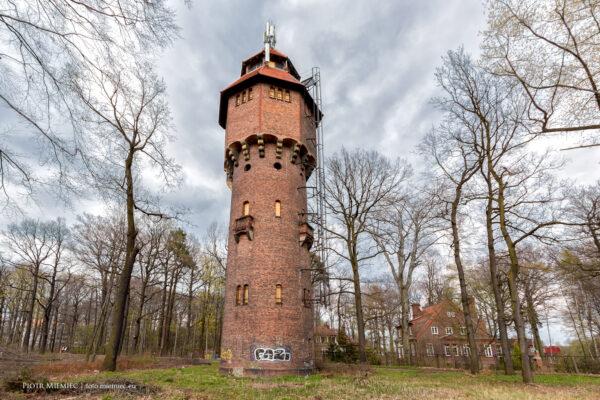 Giszowiec – Wieża ciśnień