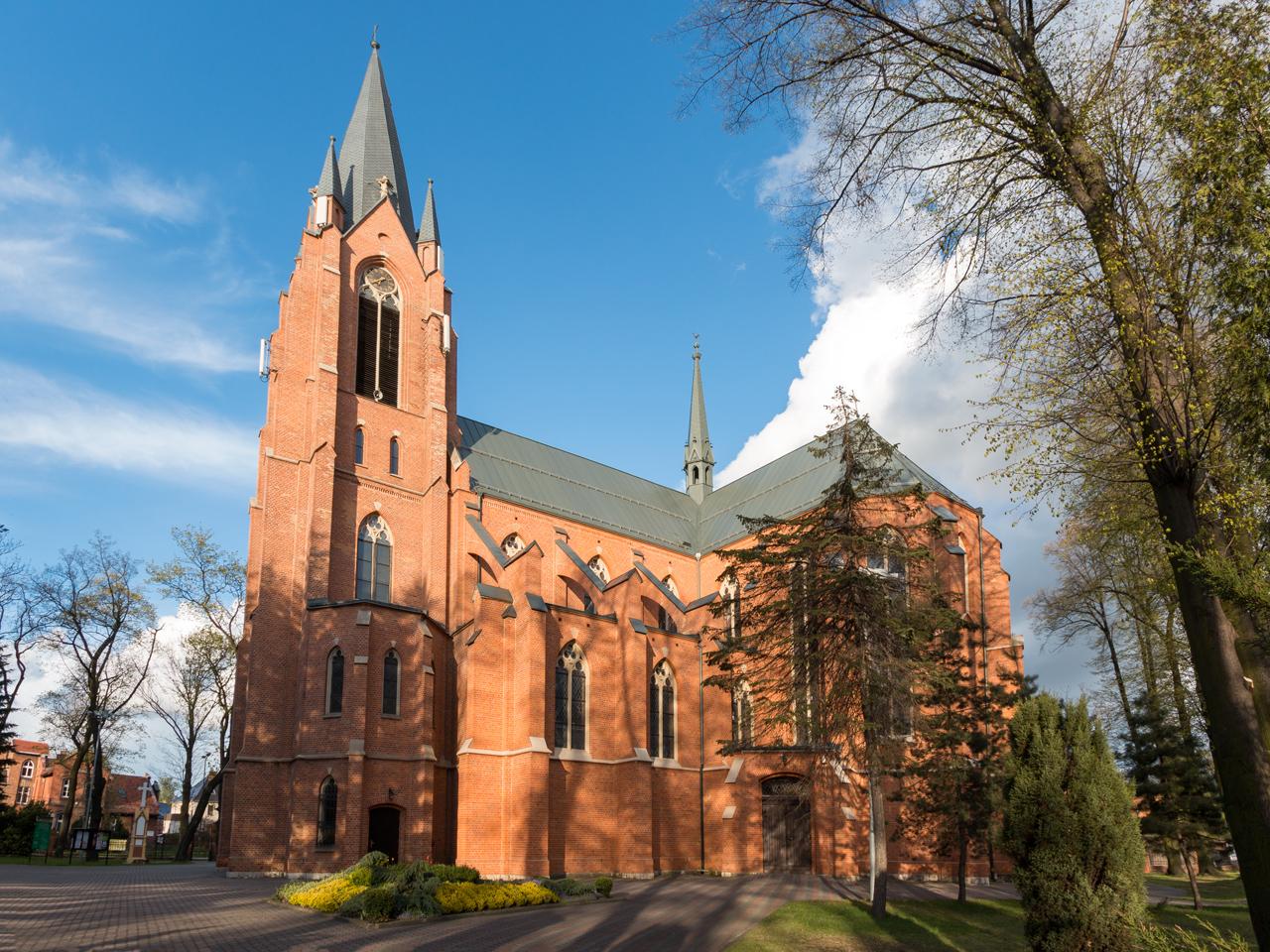 Mikulczyce kościół