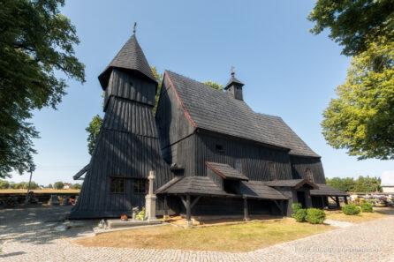 Drewniane kościoły na Górnym Śląsku
