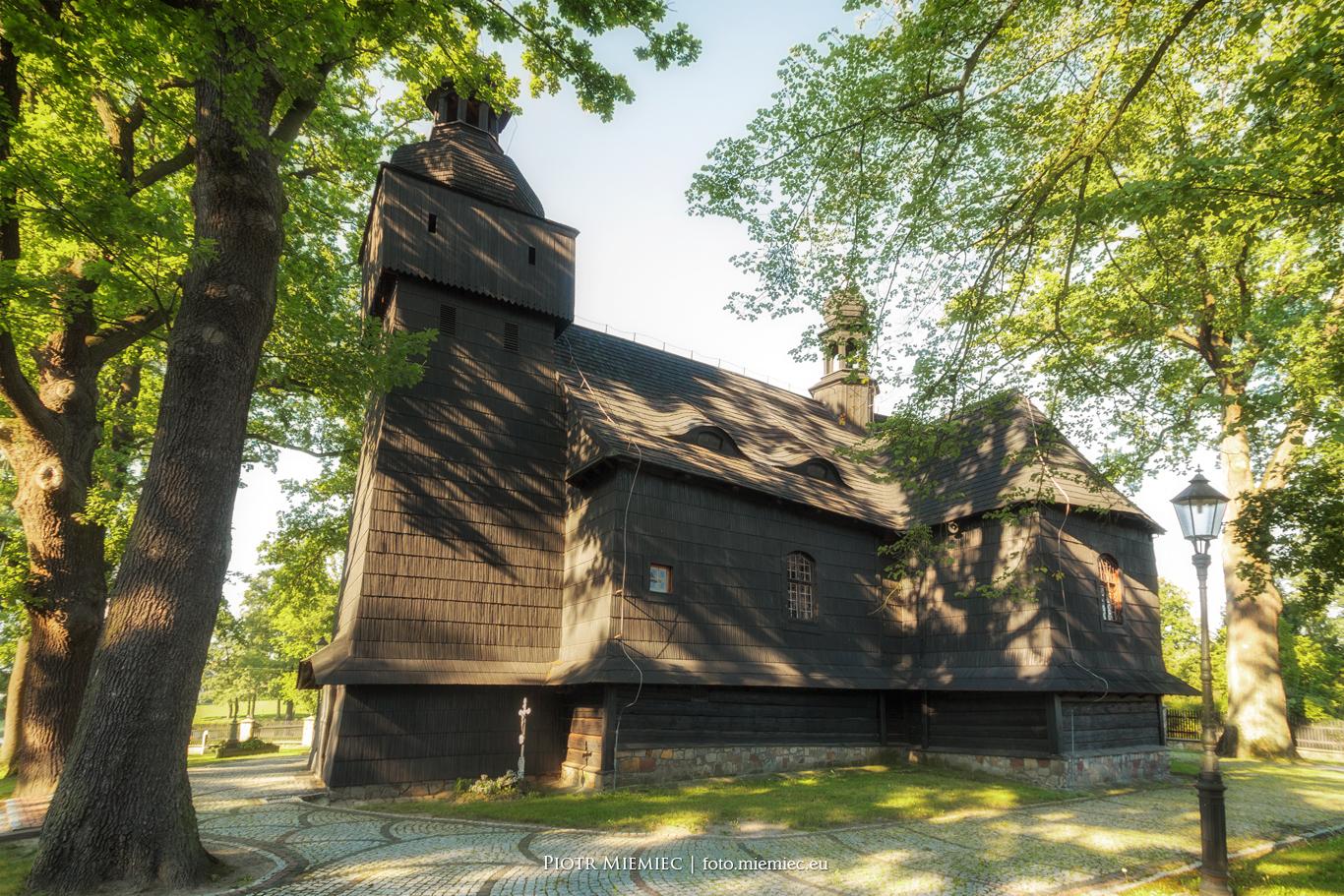 Bierdzany kościół - 1