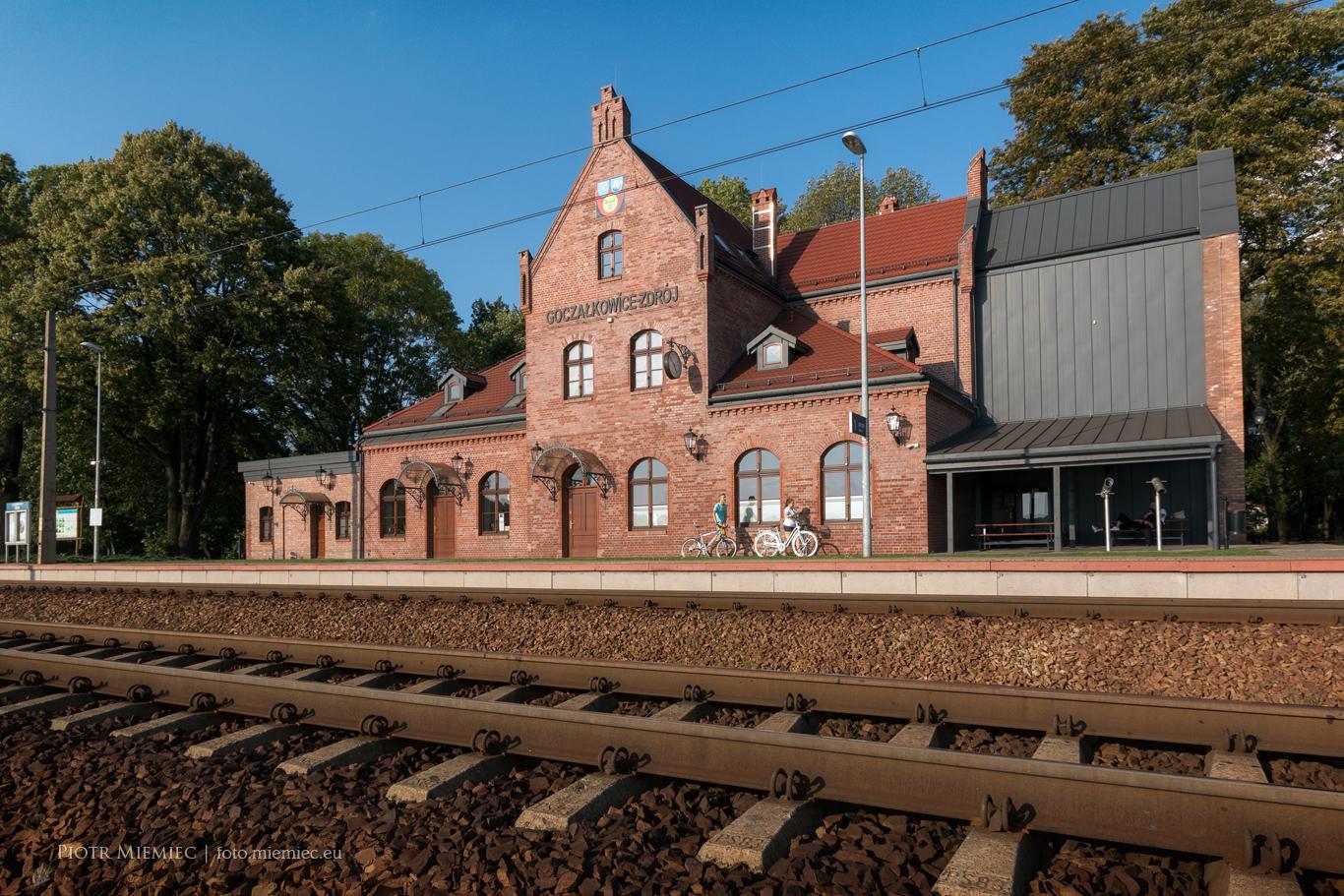 Goczałkowice Zdrój – dworzec kolejowy