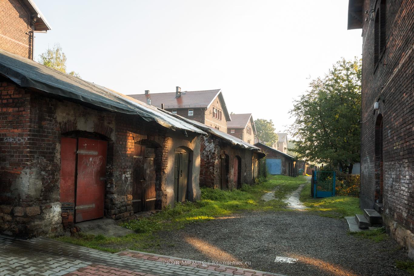 Borsigwerk - Osiedle Borsiga w Zabrzu