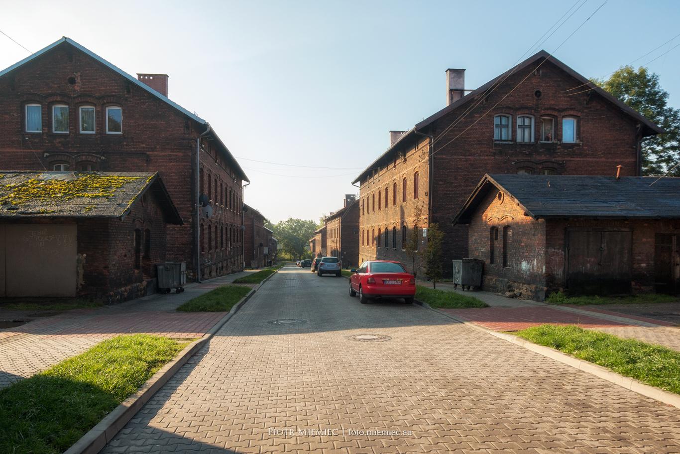 Borsigwerk - Osiedle Borsiga