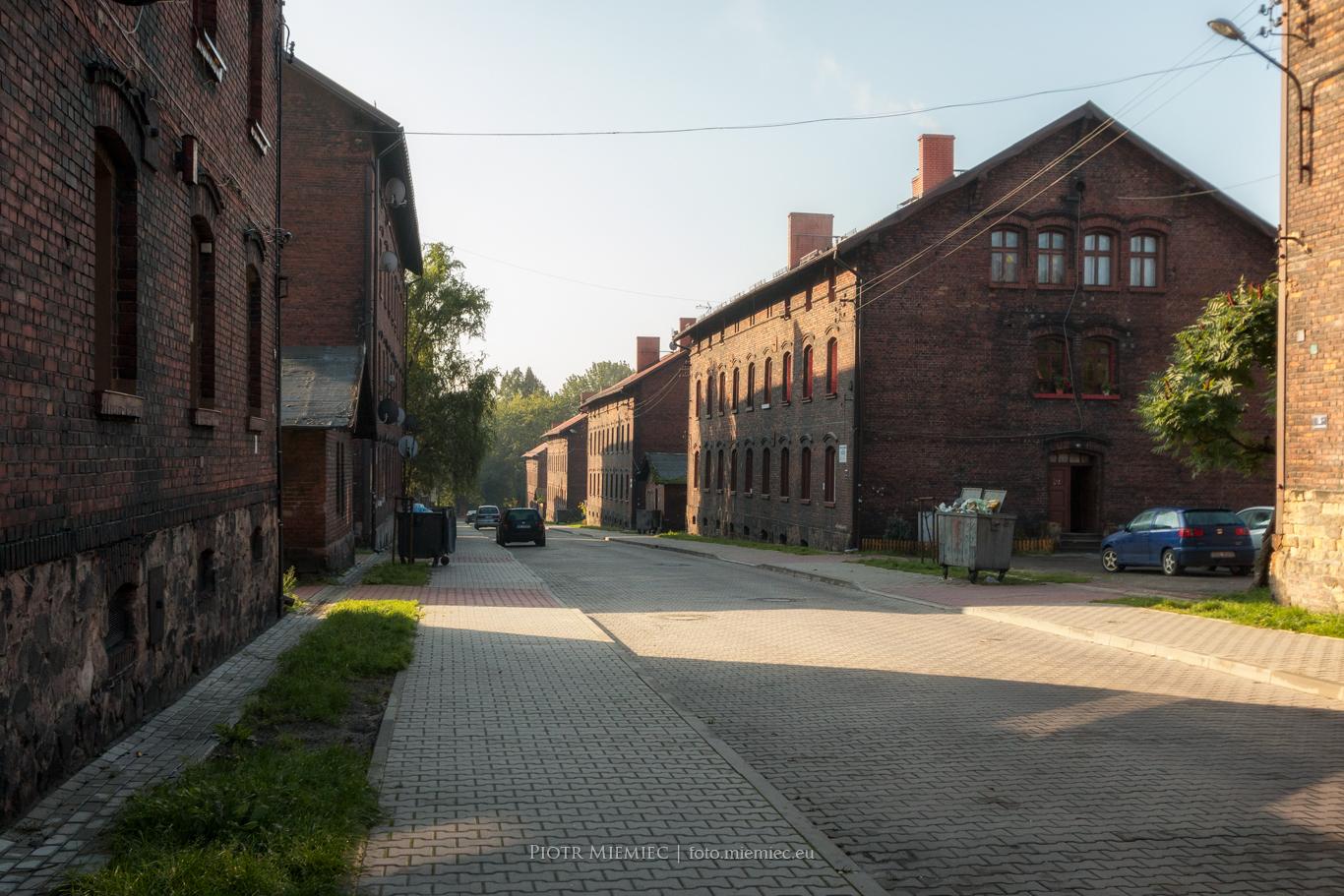 Borsigwerk – Osiedle Borsiga