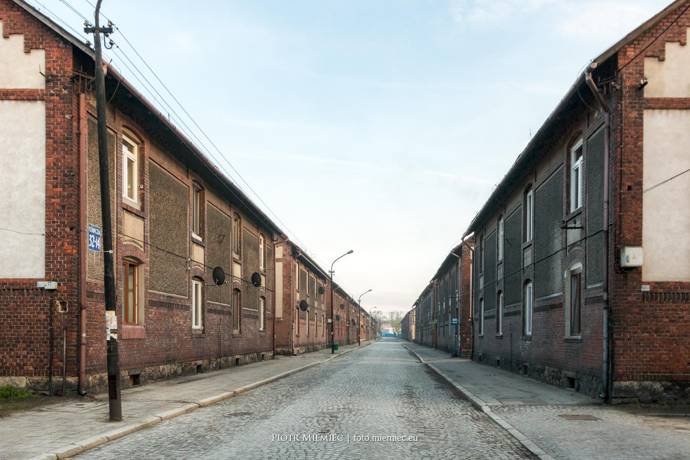 Osiedle robotnicze w Czechowicach Dziedzicach