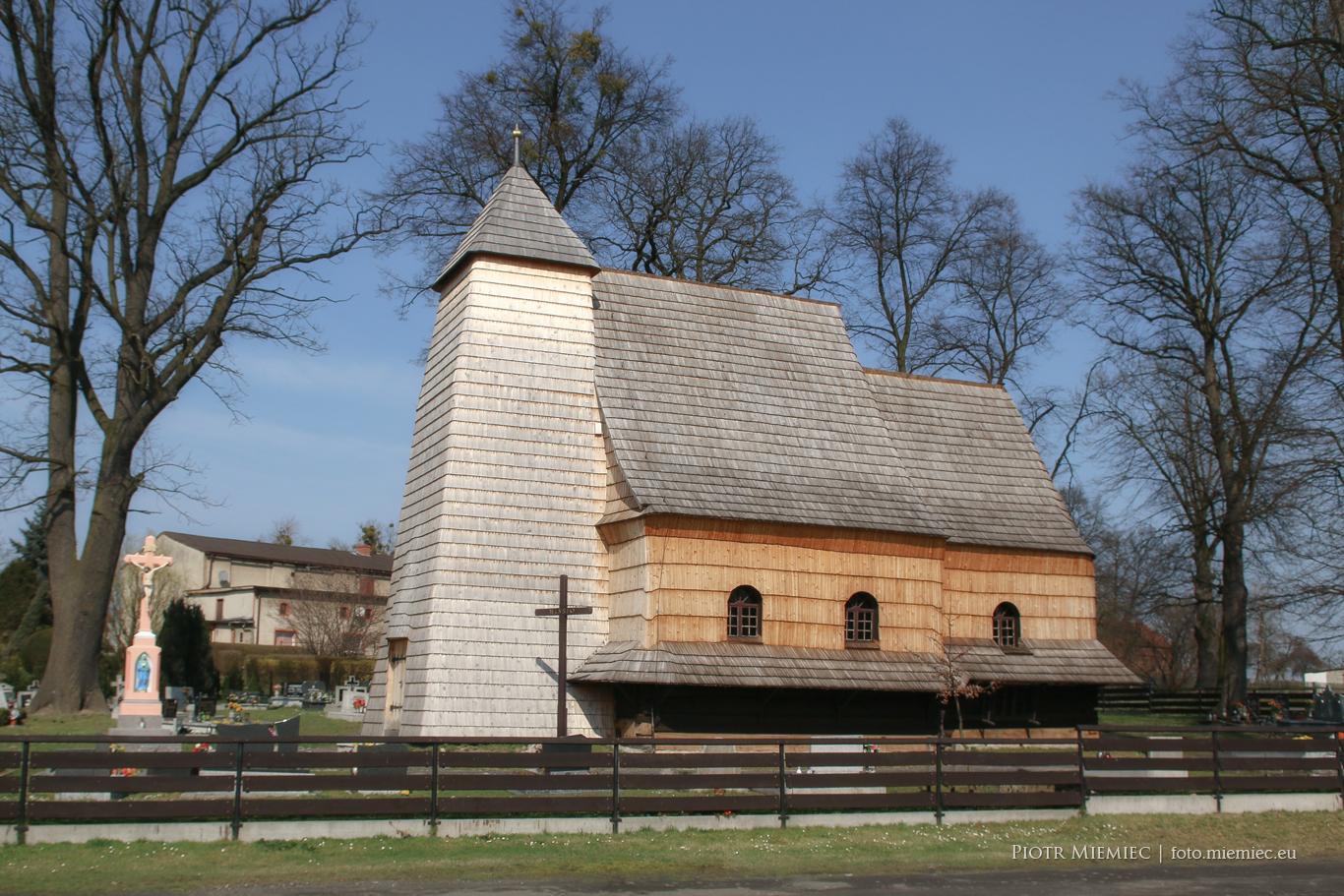 Zacharzowice kościół - 3