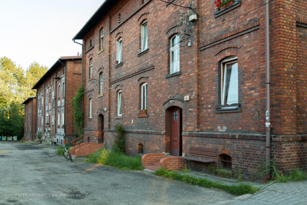 Osiedle familoków w Chwałowicach