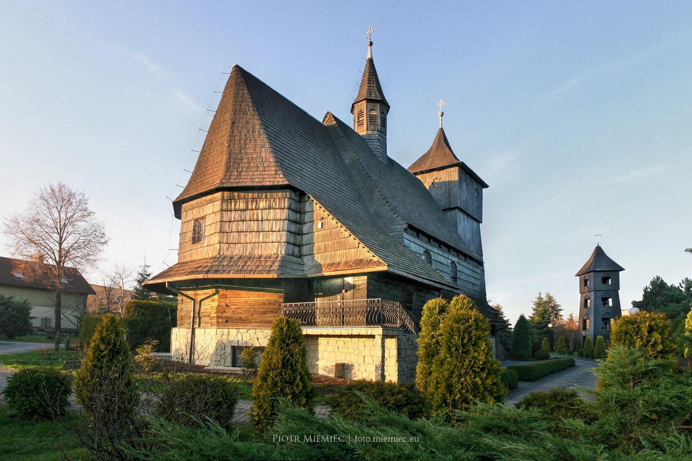 Wielopole kościół - 1
