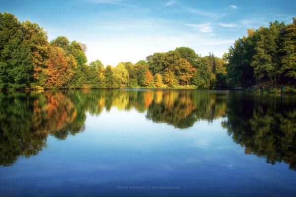 Park w Świerklańcu – wrzesień 2007
