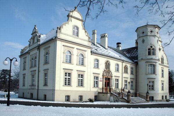 Pałac w Przyszowicach – luty 2009