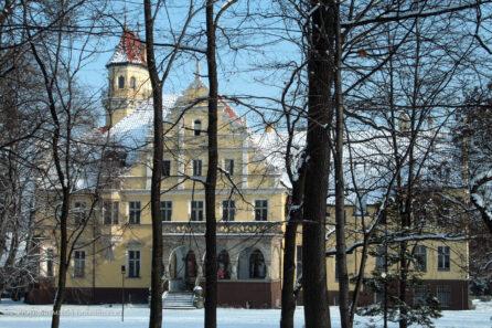 Pałac w Ornontowicach – luty 2009