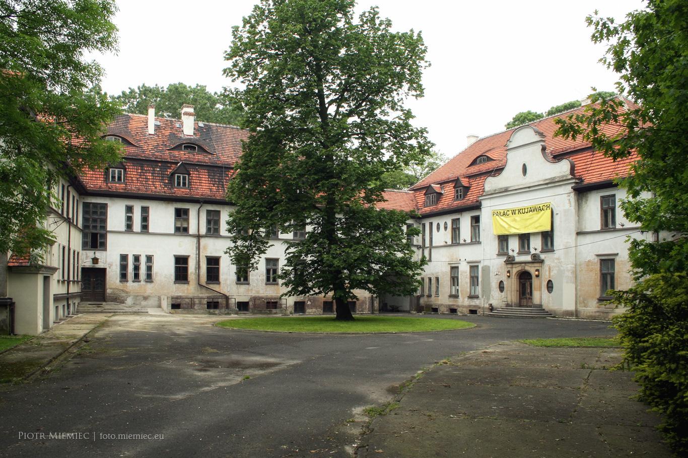 Kujawy pałac - 1