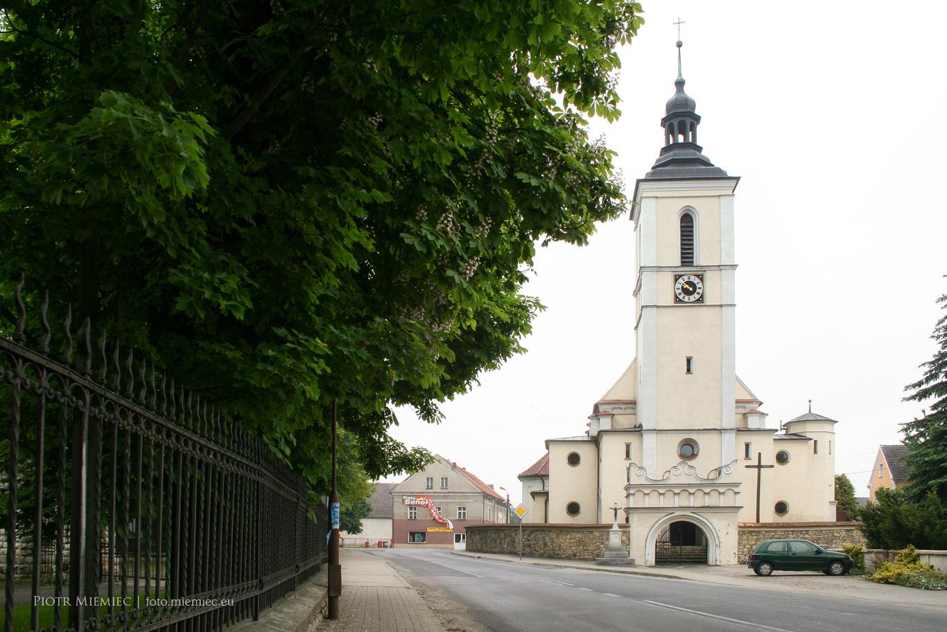 Kościół w Kujawach