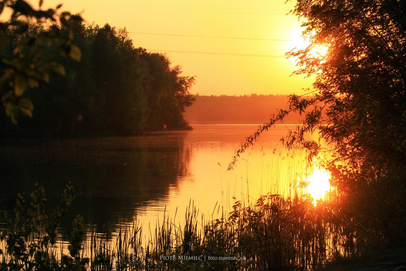 Jezioro Chechło Nakło
