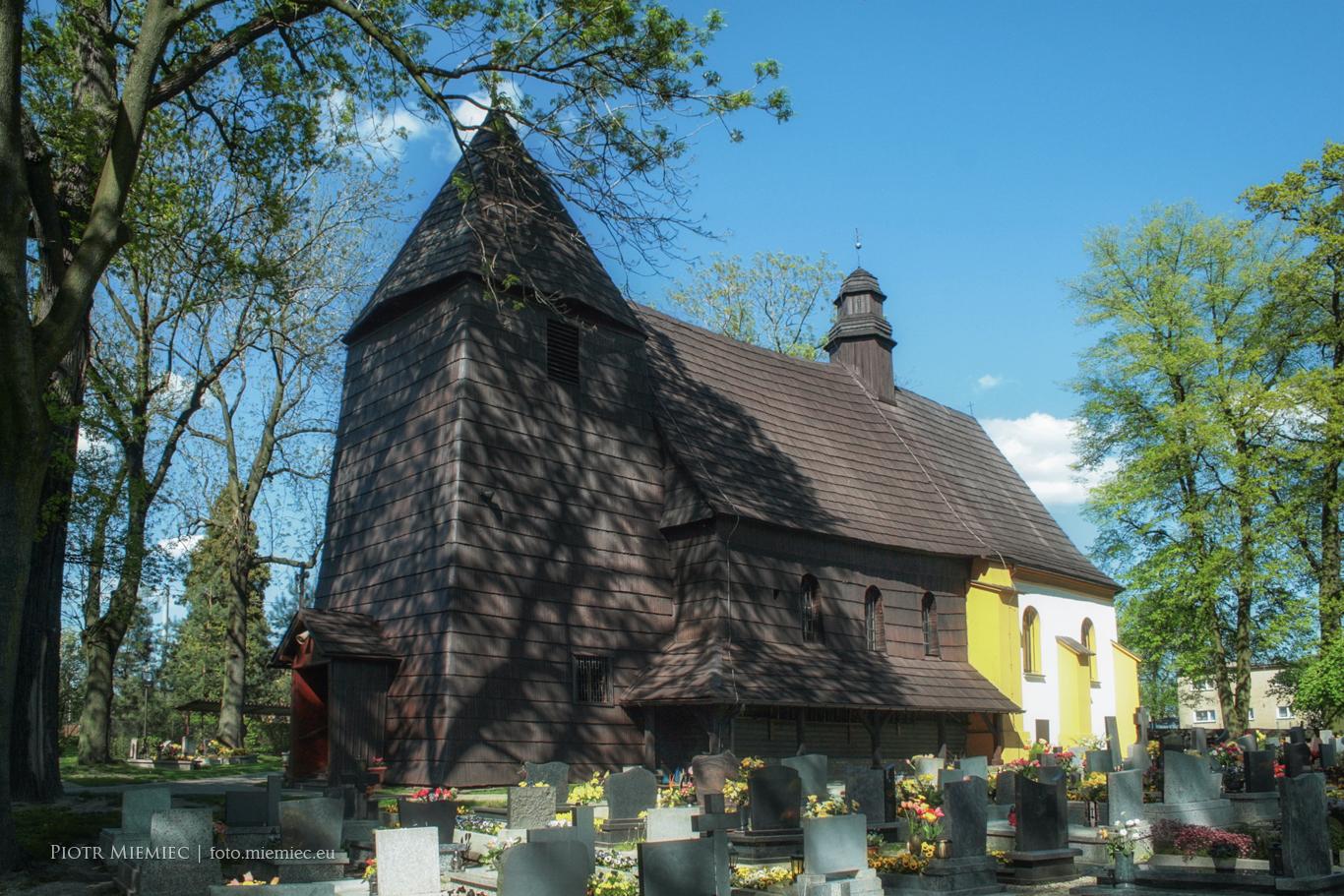 Kościół św. Trójcy w Rachowicach