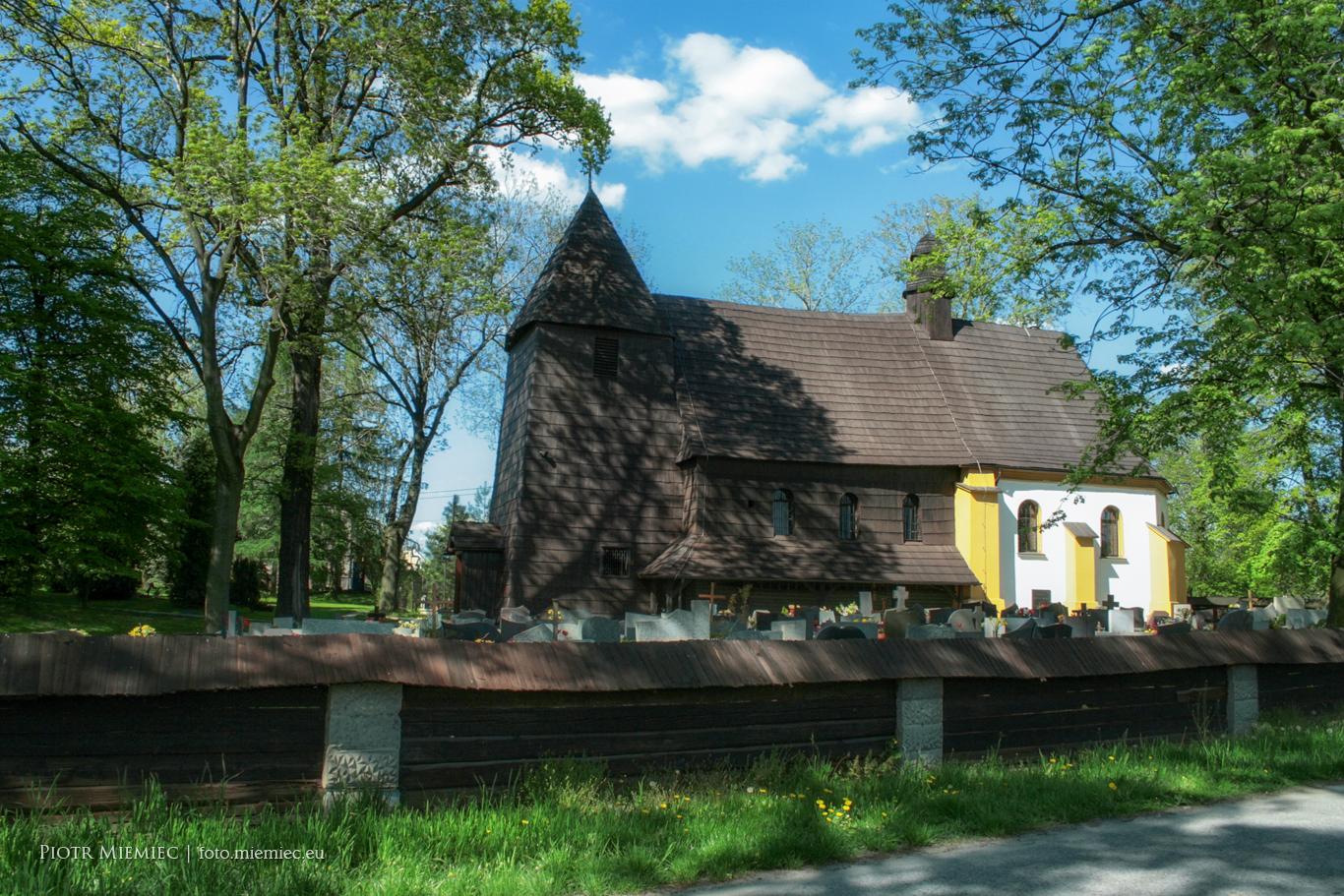 kościół w Rachowicach