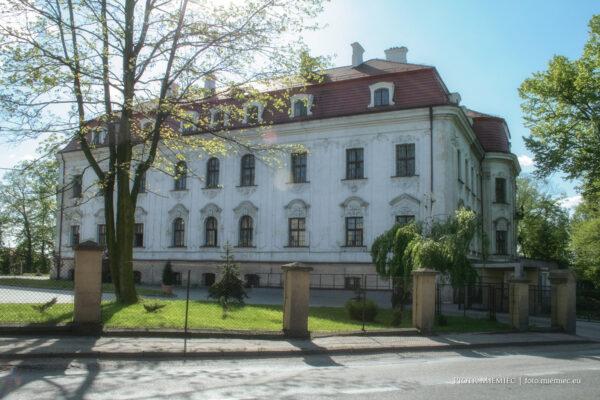 Pałac w Sośnicowicach – maj 2008
