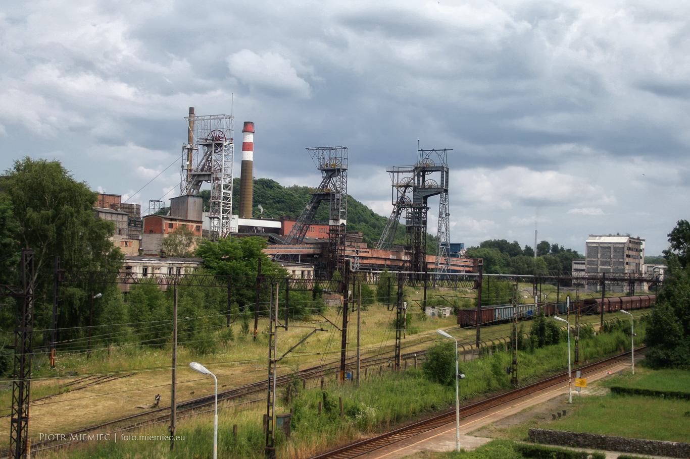 Kopalnia Dębieńsko w Czerwionce-Leszczynach