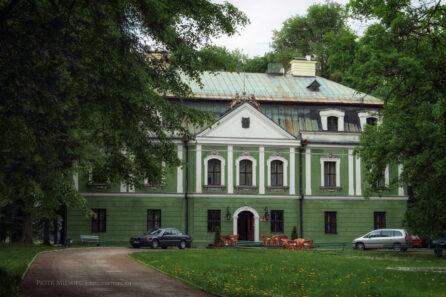 Pałac Rybna – maj 2008