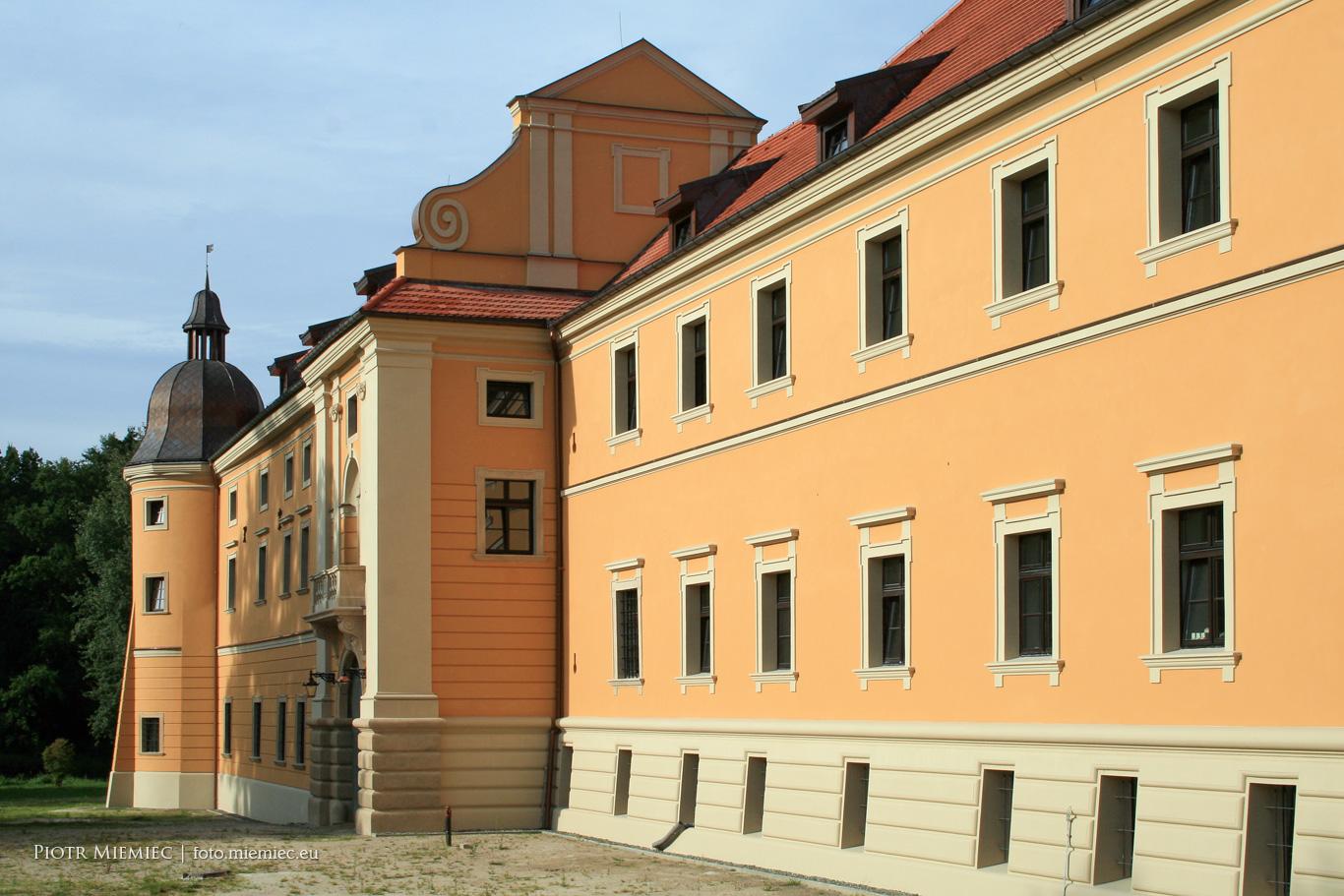 Rudy Pocysterski Zespół Klasztorno Pałacowy – 2009