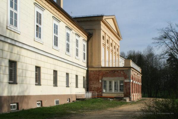 Pałac w Koszęcinie – kwiecień 2010