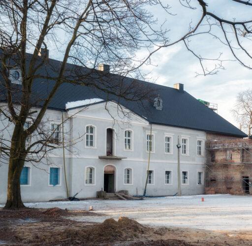 Pałac w Siemianowicach Śląskich – grudzień 2017
