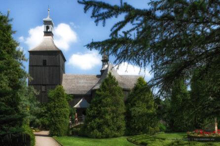 Rybnik – kościół św. Wawrzyńca – czerwiec 2010