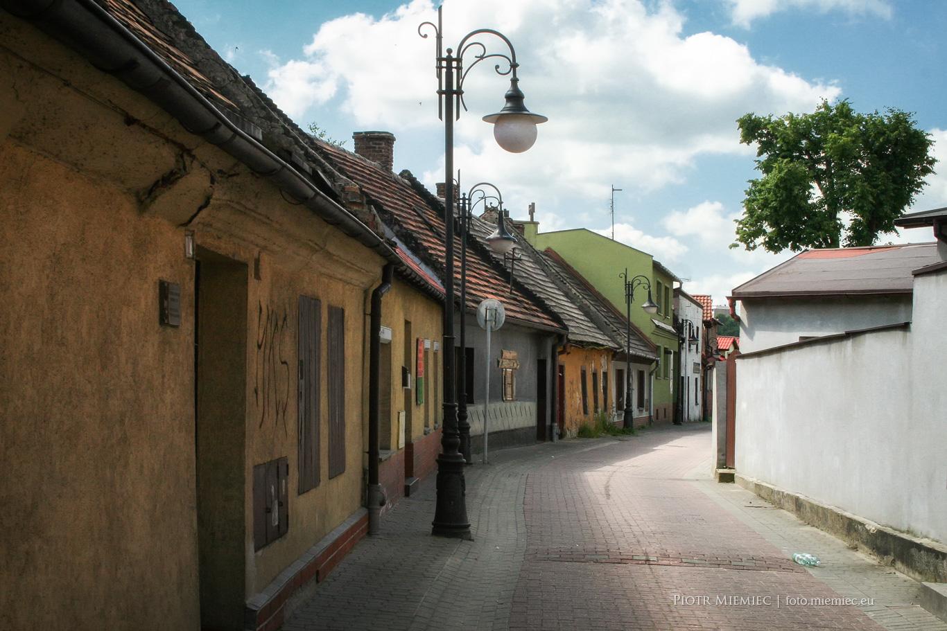 Żory ulica Murarska