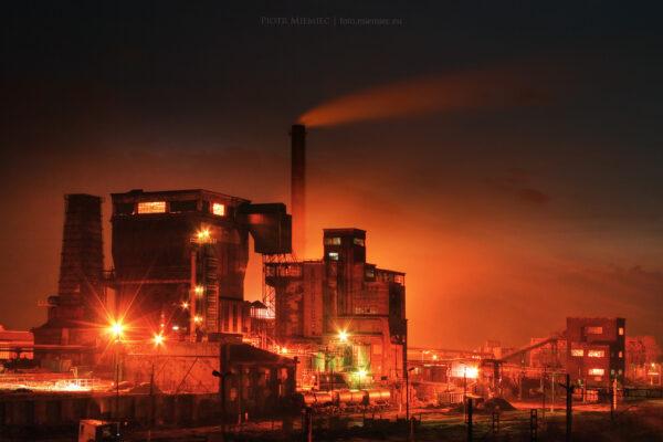 Koksownia Bobrek – kwiecień 2011