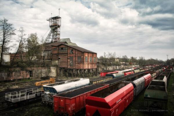 Szyb Staszic byłej kopalni Rikitnica