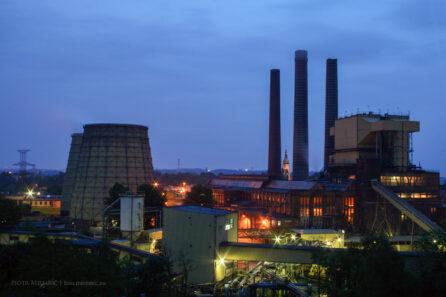 Elektrociepłownia Zabrze – maj 2011