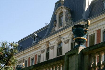 Pałac w Pszczynie – sierpień 2010