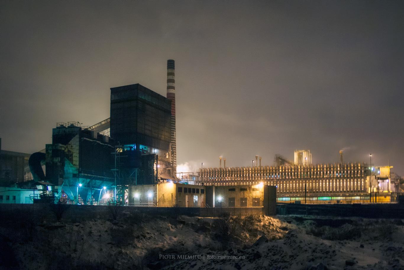 Koksownia Jadwiga – marzec 2010