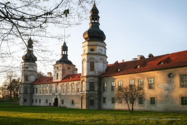 Pałac Żyrowa- kwiecień 2010