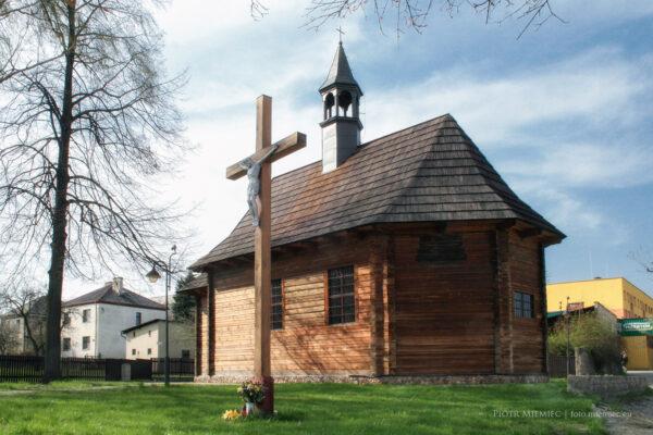 Kościół św. Anny w Lublińcu – kwiecień 2010