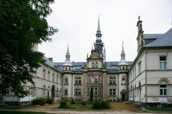 Pałac w Tułowicach – wrzesień 2012