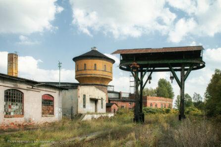 Lokomotywownia Pyskowice – wrzesień 2012