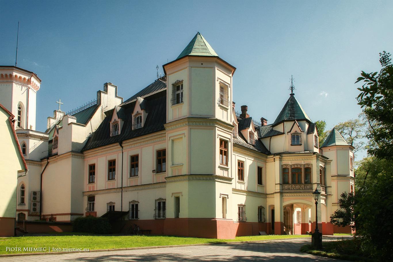 Krzyżanowice pałac