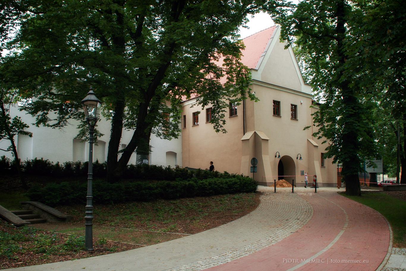 Zamek w Raciborzu – VI 2012