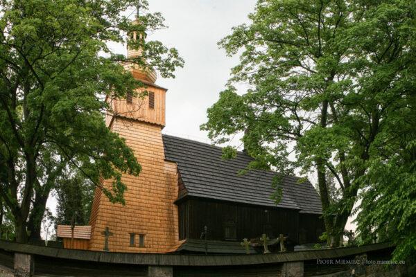 Kościół w Bełku – maj 2013