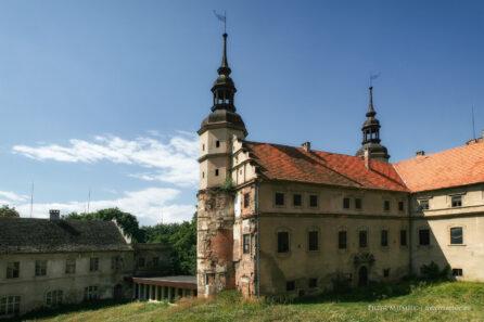 Zamek w Głogówku – sierpień 2013